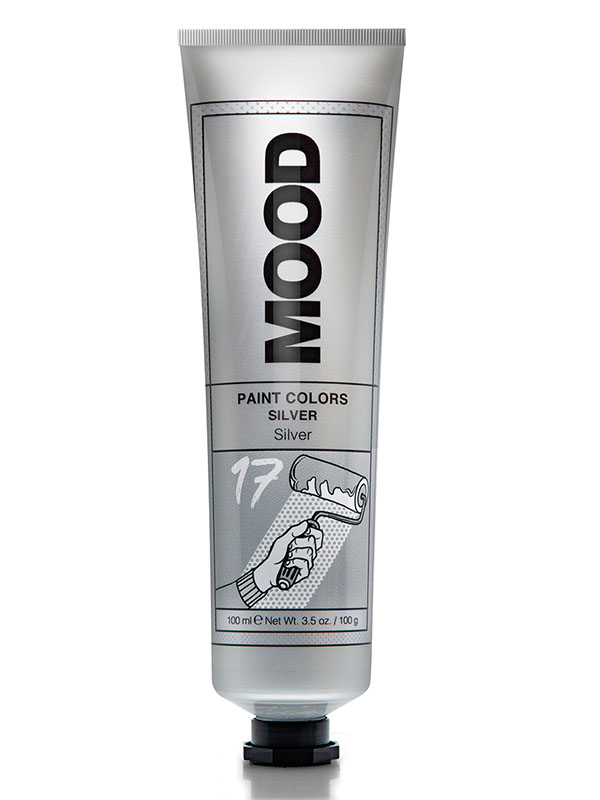 Mood Paint Colours Silver
