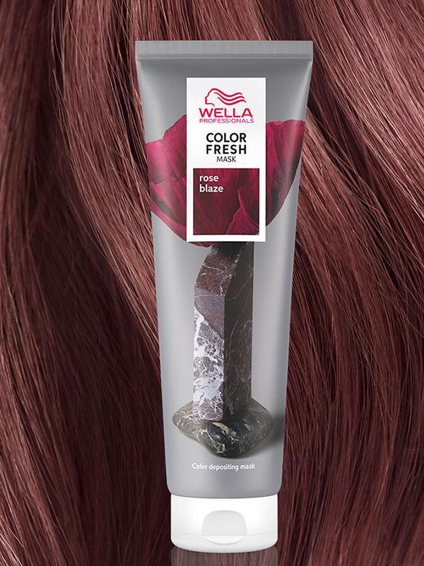 Wella Colour Fresh Mask Rose Blaze 150ml